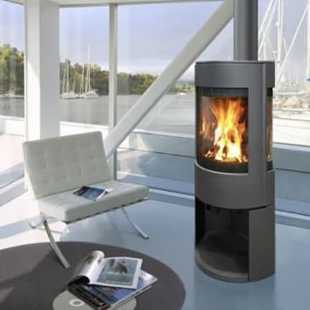 Dovre Astroline 3 wood box