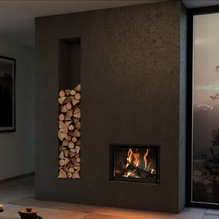 Spartherm Design Front 67x57 (greeploos)
