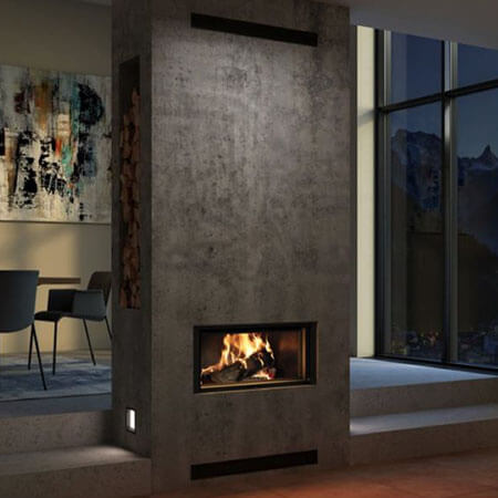 Spartherm Design Front 73x37 (greeploos)